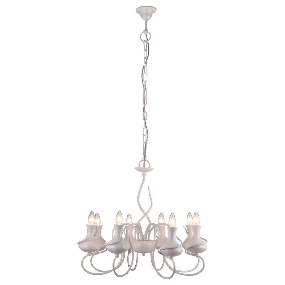Светильник подвесной Arte Lamp VASO A6819LM-8WH arte lamp vaso a6819lm 8wh