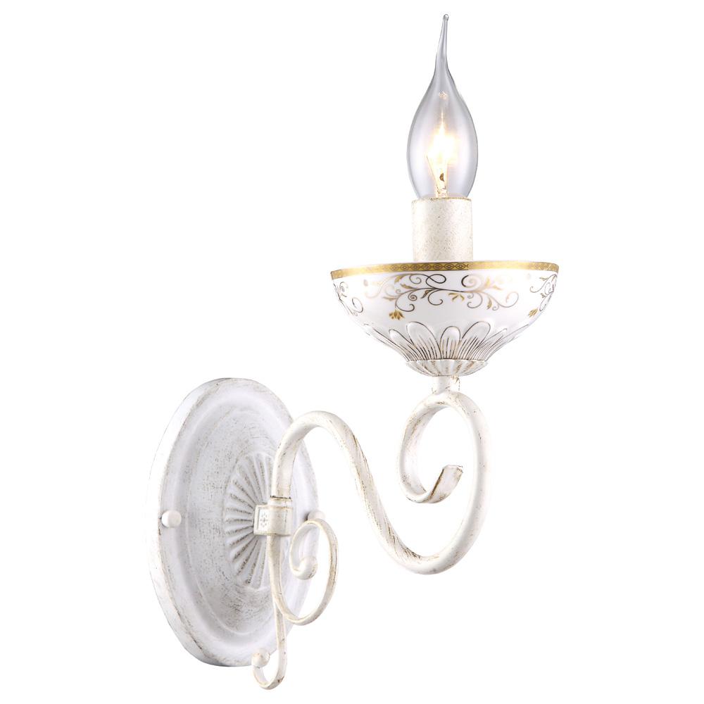 Светильник настенный Arte Lamp LUCIA A9594AP-1WGA9594AP-1WG