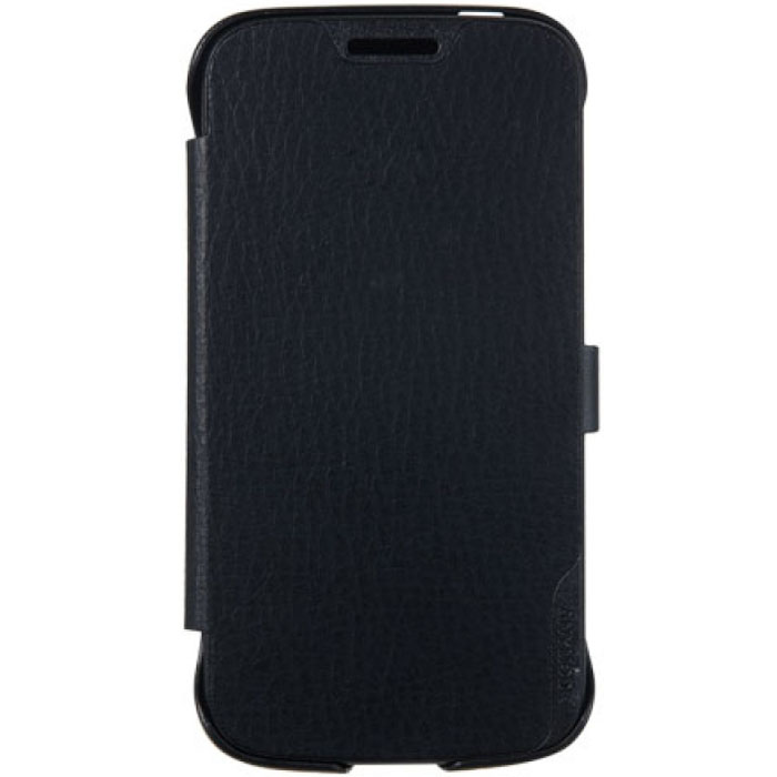Anymode Flip Case чехол для Samsung Galaxy Ace 4 Neo/4 Lite, Black чехол flip case для explay neo черный