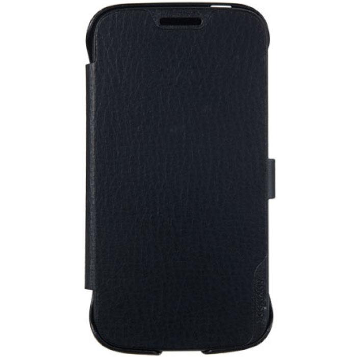 Anymode Flip Case чехол для Samsung Galaxy Ace 4 Neo/4 Lite, Black