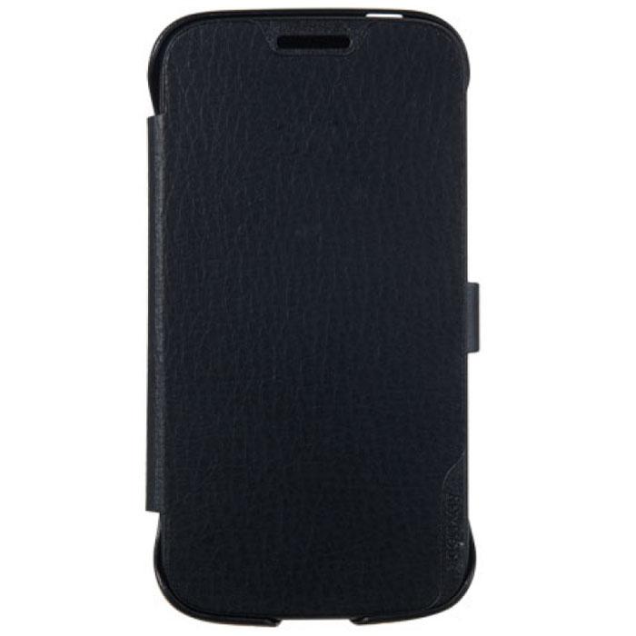 Anymode Flip Case чехол для Samsung Galaxy J1, Black стоимость