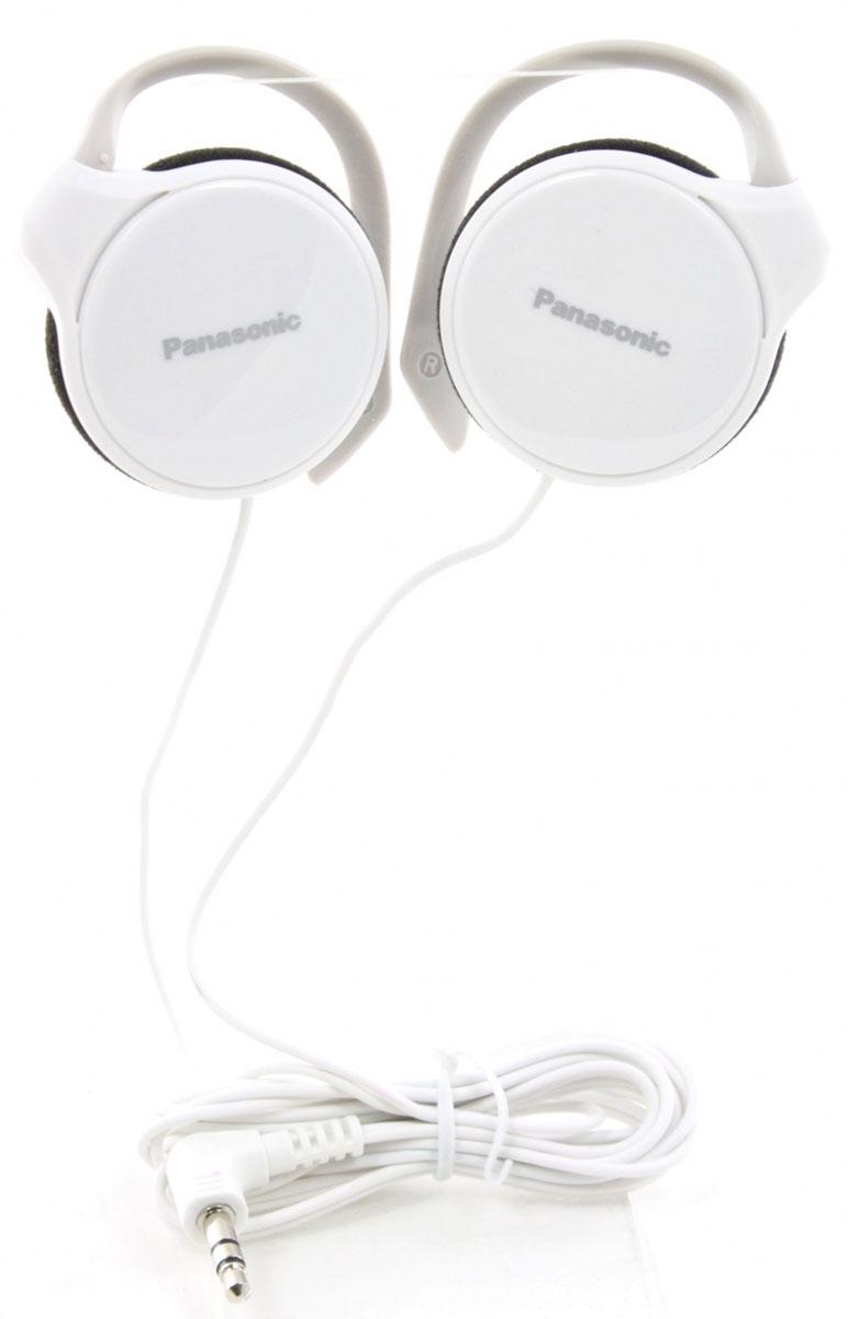 Panasonic RP-HS46E-W, White наушникиRP-HS46E-WНаушники-клипсы Panasonic RP-HS46E-W оснащены сверхтонким корпусом 9,9 мм. 30-мм динамическая головка создана для мощного звука, а эргономичная ушная дужка обеспечивает надежную и удобную фиксацию. Красивая глянцевая отделка Deluxe выделит вас из толпы.