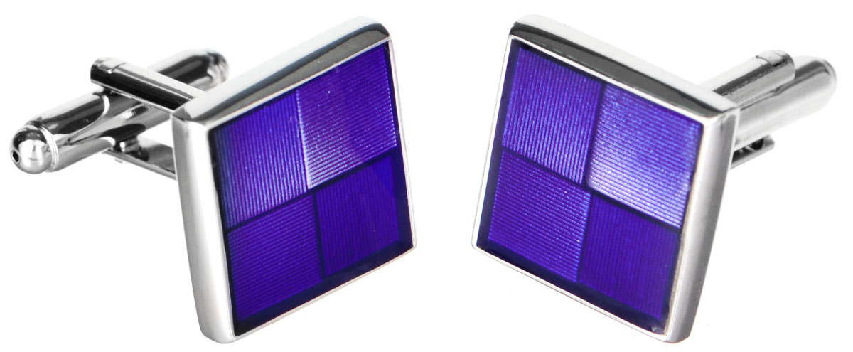 Запонки Mitya Veselkov Классика в фиолетовом, цвет: серебряный, фиолетовый. ZAP-223Брелок для ключейСтильные запонки Mitya Veselkov Классика в фиолетовом выполнены из бижутерийного сплава. Изделие классической формы, каждая запонка дополнена цветной эмалью.Запонки застегиваются на вращающийся штырек.Стильный аксессуар подчеркнет ваш костюм, а также придаст элегантность и неповторимость имиджу. Запонки Mitya Veselkov - последний штрих, последняя маленькая точка в вашем облике.