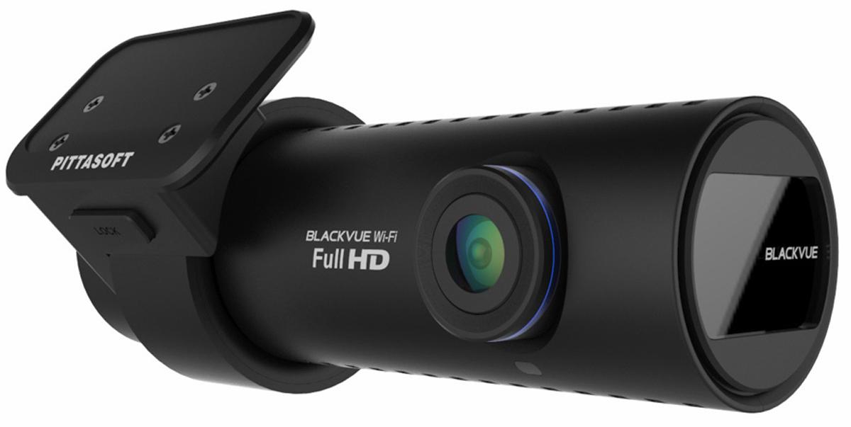 BlackVue DR650S-1СH, Black видеорегистраторDR650S-1СHBlackVue DR 650 GW-1CH - идеальное сочетание эффектного дизайна и функциональных возможностей. Видеосъёмка в Full HD качестве. Превосходство в деталях:Видеорегистратор оснащён переработанной оптикой SONY EXMOR, обеспечивающей качественную детальную съёмку, даже при неярком освещении или в темноте.Матрица Cmos ExmorУльтрасовременная матрица с большим разрешением даёт изображение с низким уровнем шума в условиях недостаточной освещённости, используя только отражённый свет.Контроль над ситуацией в ваше отсутствие:Регистратор BlackVue будет держать вас в курсе событий, происходивших около припаркованного автомобиля. Съёмка в режиме парковки активируется автоматически через 10 минут после прекращения движения или принудительно по вашему желанию.Уникальные настройки программного обеспечения:В программе BlackVue практично организован просмотр и экспорт видеороликов. Сегменты на шкале времени окрашены в разные цвета в зависимости от режима работы в момент записи. Интеллектуальная система записи:Устройство реагирует на любые, даже незначительные, изменения, происходящие на дороге, и автоматически настраивает камеру для лучшей съёмки и быстро переключается на оптимальный режим съёмки без дополнительных манипуляций.Управление с помощью смартфона:Удобная синхронизация с мобильными устройствами - ещё одно ноу-хау BlackVue. Отснятое видео можно прямо на месте просмотреть, отредактировать или загрузить на YouTube с помощью смартфона или планшета.Премиальный дизайн:Уникальное сочетание функциональности прибора и эстетики внешнего вида премиального продукта. Чёрный матовый цвет корпуса и крепления гармонируют с высокой надежностью продукта.Функция Wi-Fi