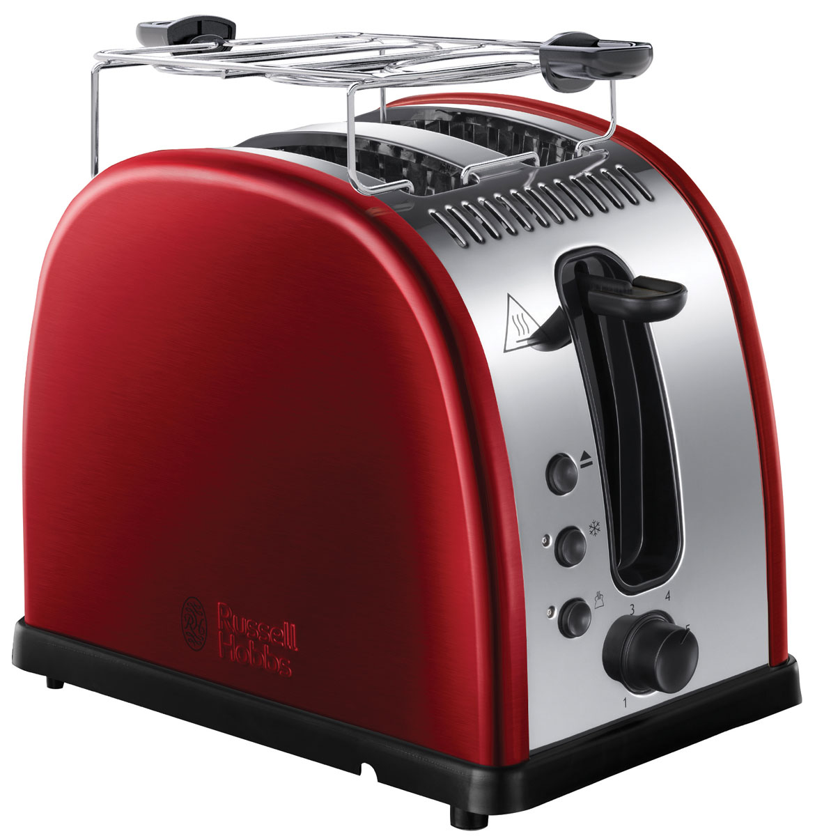 Russell Hobbs 21291-56, Red тостер