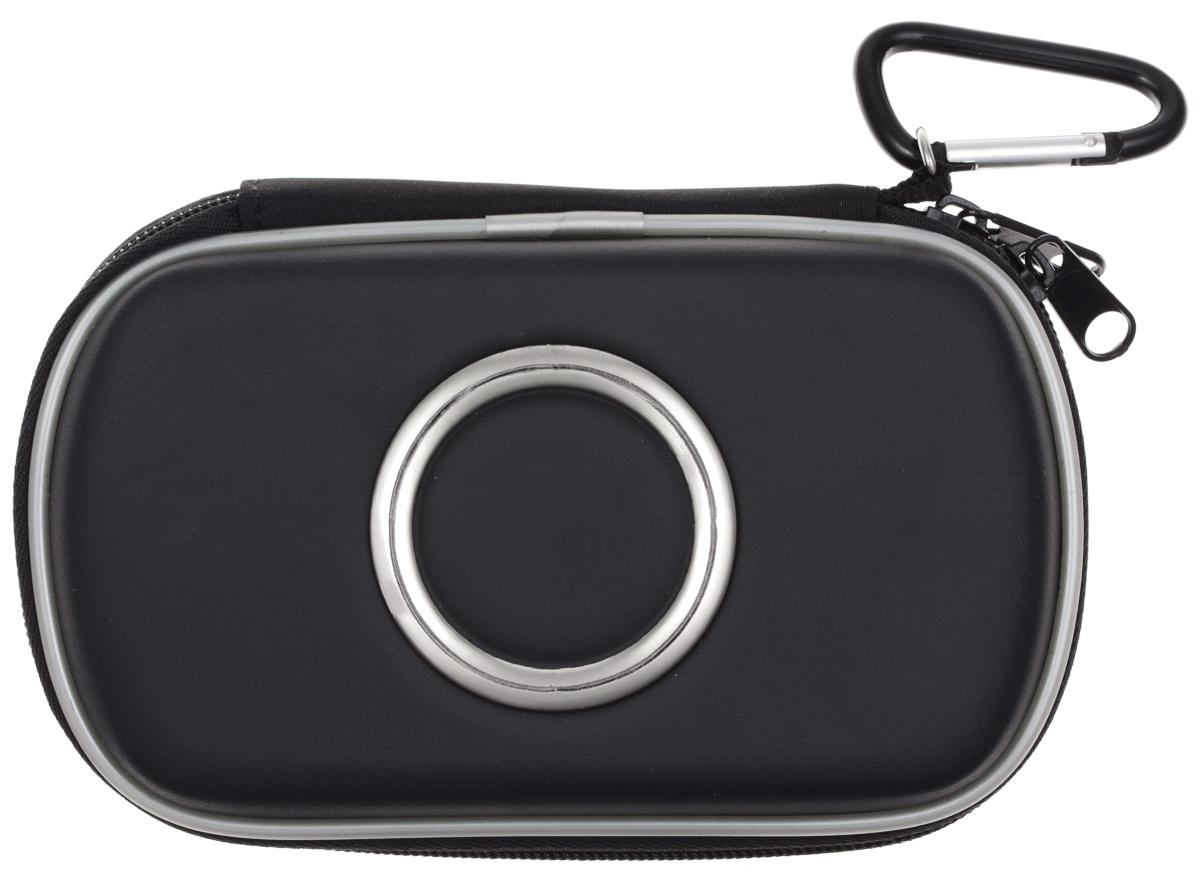 Black Horns универсальный чехол для игровых консолей с экраном 3 (черный)BH-MUL0203(R)Универсальный защитный чехол Black Horns для игровых консолей с экраном 3 дюйма - это надежная и удобная защита Вашей консоли при транспортировке.Имеет специальные отделения для хранения аксессуаров Обеспечивает максимальную защиту Вашей консоли от грязи, царапин и потертостей во время транспортировки Легко одевается и снимается, а также трансформируется для комфортного просмотра фильмов