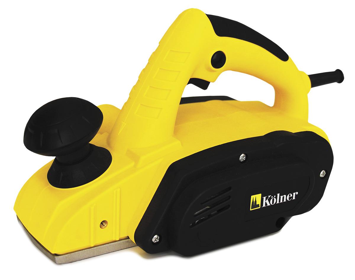 Рубанок электрический Kolner KEP 710кн710епКомплектация: строгальные ножи, приводной ремень, параллельный упор, рожковый ключ, шестигранный ключ, мешок для сбора отходов, угольные щетки