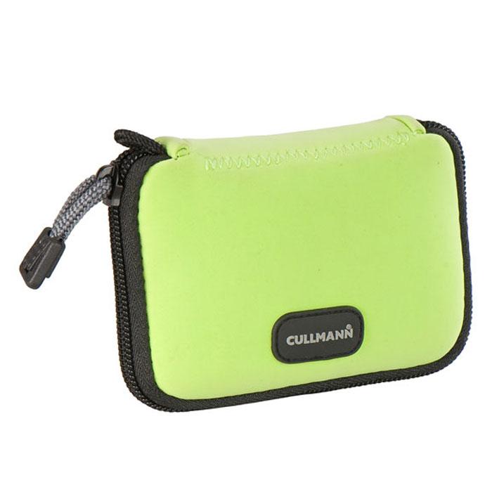 Cullmann CU-91150 Shell Cover Compact 100, Green1401100015Стильная сумка Cullmann Shell Cover Compact 100 выполнена из мягкого неопрена, который обеспечивает оптимальную защиту вашего устройства.Мягкая подкладка для безопасности дисплеяПодходит для фотоаппаратов, видеокамер, мобильных телефонов, MP3-плееров