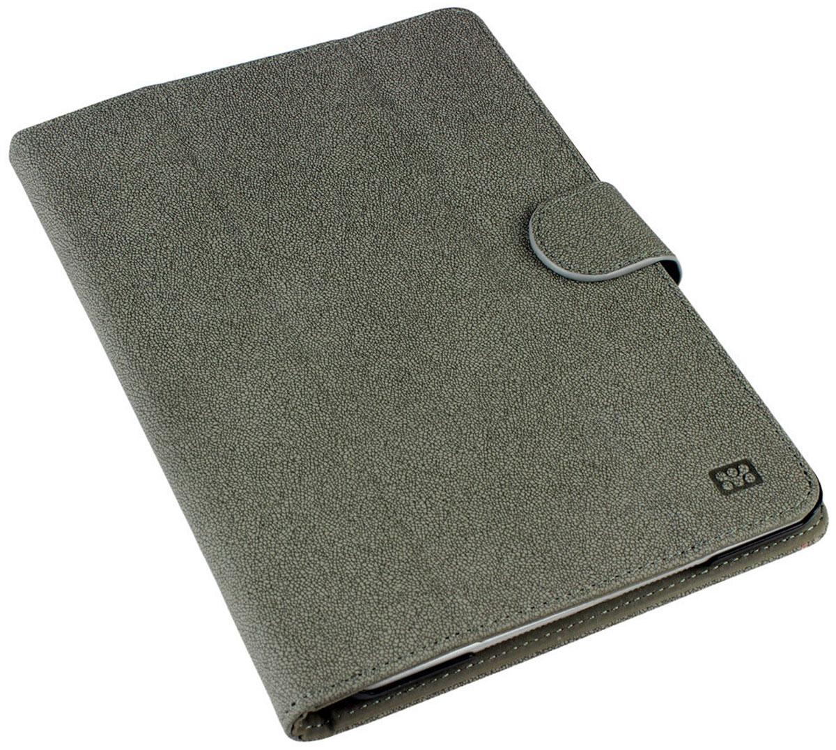 Promate Dash-Mini, Grey аккумулятор-чехол для iPad mini00007805Promate Dash-Mini- отличное решение для тех кто всегда в пути. Этот чехол из высококачественной искусственной кожи оборудован мощной зарядной батареей, емкостью 6000 мАч. Это не только дополнительная зарядка для вашего iPad mini, но и отличная защита от случайных ударов и царапин.Магнитная застежкаКабель в комплектеТрансформация в подставкуАвтоматическая блокировка/разблокировка