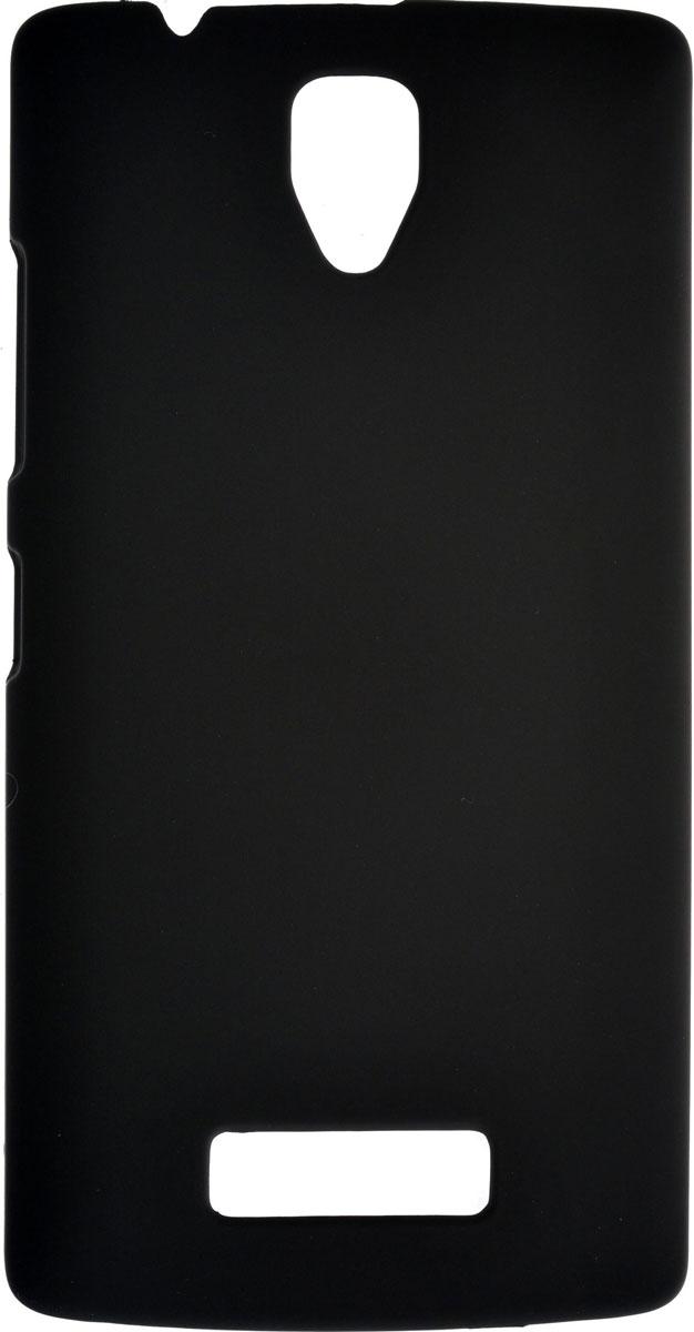 Skinbox 4People чехол для Lenovo A2010, Black