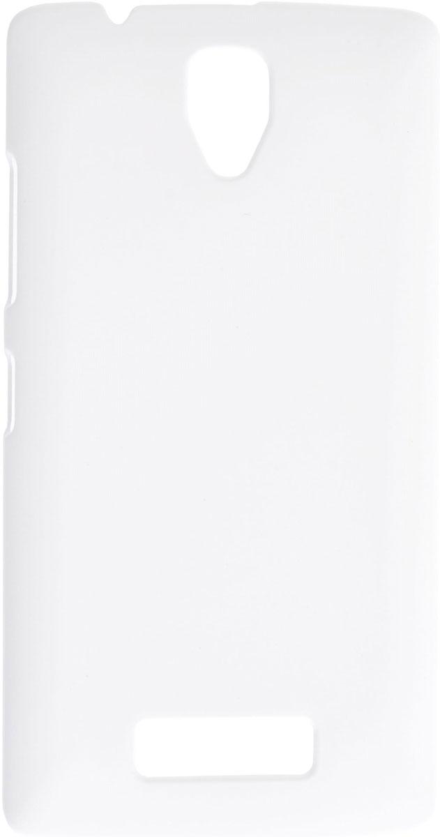 Skinbox 4People чехол для Lenovo A2010, WhiteT-S-L2010-002Чехол - накладка Skinbox 4People для Lenovo A2010 бережно и надежно защитит ваш смартфон от пыли, грязи, царапин и других повреждений. Чехол оставляет свободным доступ ко всем разъемам и кнопкам устройства. В комплект также входит защитная пленка на экран.