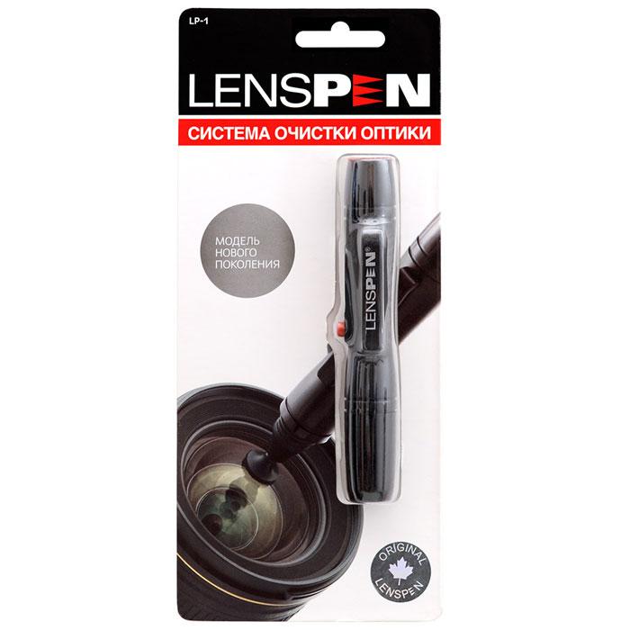 Lenspen чистящий карандаш для оптикиLP-1Карандаш для очистки оптики Lenspen LP-1 разработан специально для эффективной очистки оптических линз диаметром от 13 мм и больше.Безжидкостный специальный углеродный чистящий состав находится в съемном колпачке, закрывающем чистящую подушечку. Карандаш абсолютно безопасен для всех оптических линз, не сохнет, не оставляет никаких следов и разводов, не требует заправкии умещается в любой карман.