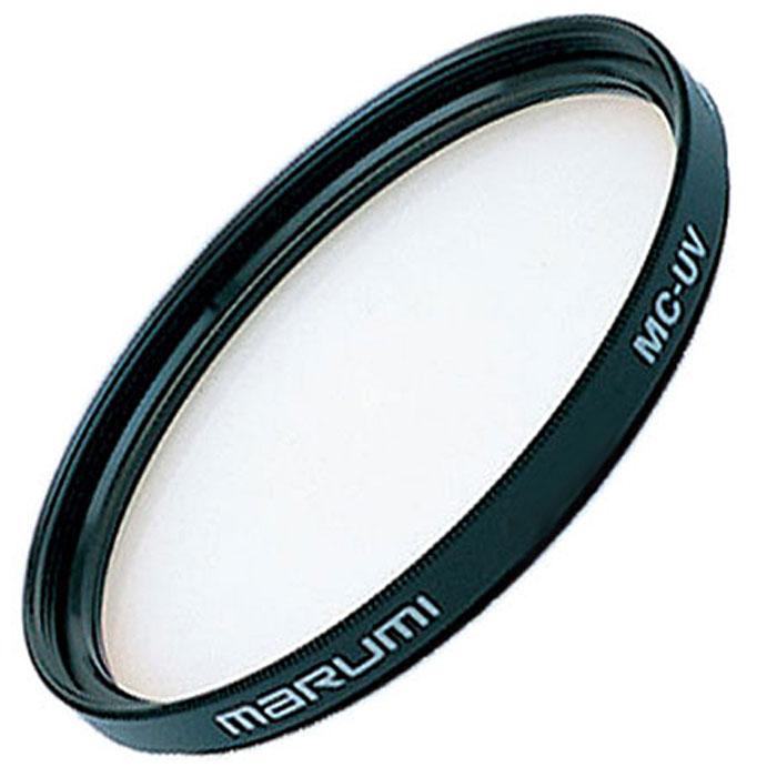 Marumi MC-UV (Haze) защитный светофильтр (58 мм)MC-UV (Haze)Фильтр Marumi MC-UV (Haze).Ультрафиолетовые лучи не видимы невооруженным глазом, но они ухудшают качество ваших фотографий. Эти лучи дают чрезмерное количество синего на цветных снимках и тусклого туманного белого в черно-белых фотографиях. Для ограничения УФ-лучей такой фильтр очень хорош, и особенно эффективен для съемки отдаленных объектов. Он необходим для съемок у моря или в горах, залитых УФ лучами в ясные дни.