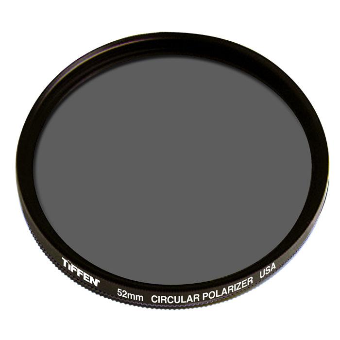 Tiffen Circular Polarizer Filter поляризационный фильтр (52 мм)52CPTiffen Circular Polarizer - защитный поляризационный фильтр (круговая поляризация).Повышает контраст, удаляет блики - отражения от водной и стеклянных поверхностейПосле установки, вращая переднюю оправу, меняется степень поляризации светаДля усиления синевы снимаемого неба, установите фильтр перпендикулярно направлению падающего света