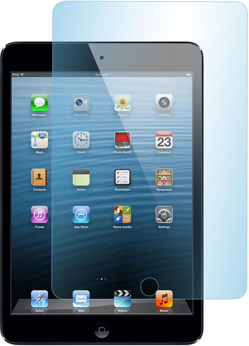 Skinbox защитное стекло для Apple iPad mini 4, глянцевоеSP-185Защитное стекло Skinbox для Apple iPad mini 4 предназначено для защиты поверхности экрана от царапин, потертостей, отпечатков пальцев и прочих следов механического воздействия. Оно имеет окаймляющую загнутую мембрану последнего поколения, а также олеофобное покрытие. Изделие изготовлено из закаленного стекла высшей категории, с высокой чувствительностью и сцеплением с экраном.