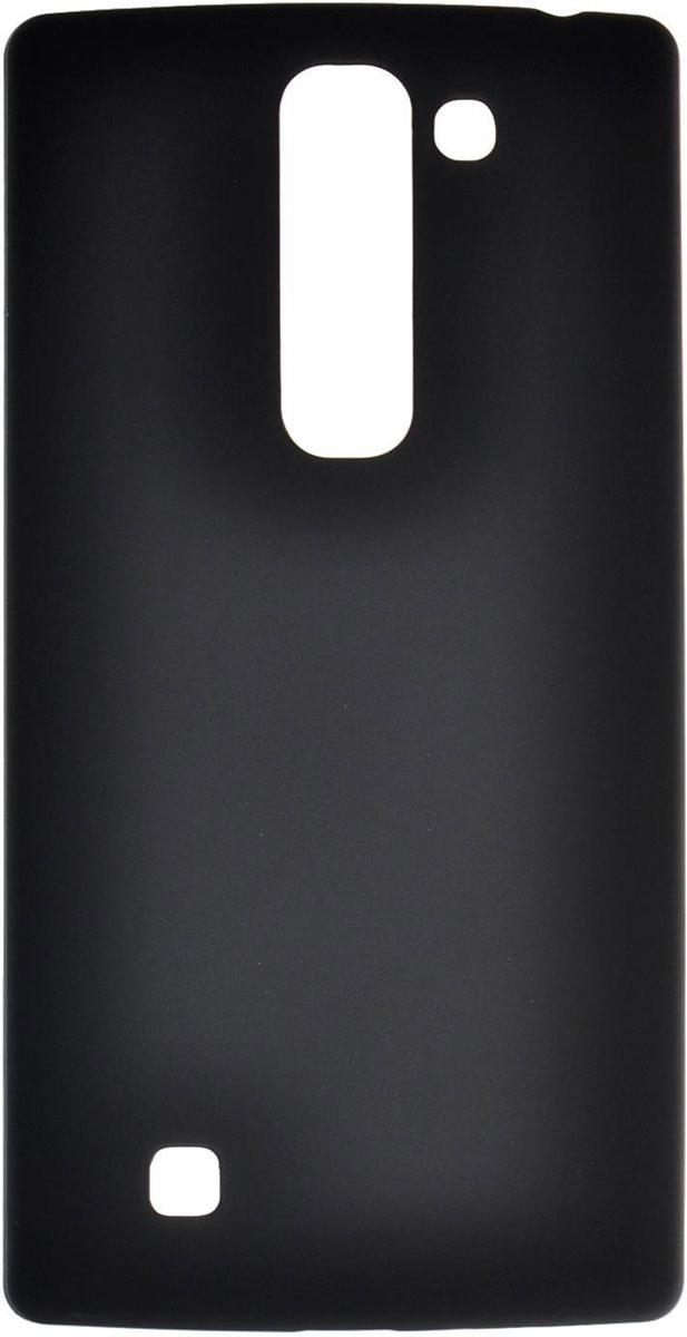 Skinbox 4People чехол для LG G4C, BlackT-S-LG4C-002Чехол-накладка Skinbox 4People для LG G4C бережно и надежно защитит ваш смартфон от пыли, грязи, царапин и других повреждений. Выполнен из высококачественного поликарбоната, плотно прилегает и не скользит в руках. Чехол оставляет свободным доступ ко всем разъемам и кнопкам устройства.