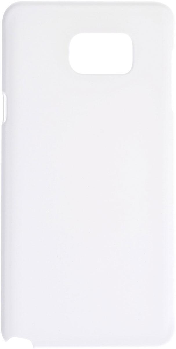 Skinbox 4People чехол для Samsung Galaxy Note 5, WhiteT-S-SGN5-002Чехол-накладка Skinbox 4People для Samsung Galaxy Note 5 бережно и надежно защитит ваш смартфон от пыли, грязи, царапин и других повреждений. Выполнен из высококачественного поликарбоната, плотно прилегает и не скользит в руках. Чехол оставляет свободным доступ ко всем разъемам и кнопкам устройства.