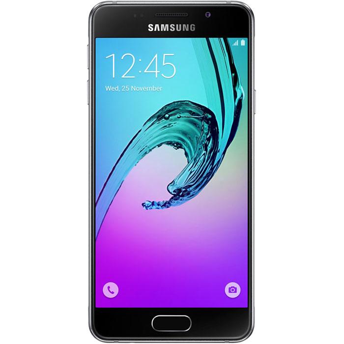 Samsung SM-A310F Galaxy A3 (2016), BlackSM-A310FZKDSERSamsung SM-A310F Galaxy A3 - стильное мобильное устройство из стекла и металла сделает вашу жизнь комфортнее благодаря эргономичному дизайну, мощному аккумулятору, поддержке быстрой зарядки, усовершенствованной камере, улучшенному процессору и поддержке LTE.Премиальный дизайн, надежность и великолепие стекла Gorilla Glass. Оцените комфортный просмотр изображений на экране с более тонкой рамкой.Четырехъядерный процессор Exynos 7578 с частотой 1,5 ГГц обеспечивает быстрый доступ к любимым приложениям и великолепную поддержку в режиме многозадачности.Фронтальная и основная камеры с диафрагмой F1.9 - это всегда яркие и четкие снимки даже в условиях низкой освещенности. Благодаря быстрому запуску камеры двойным нажатием кнопки Домой вы не упустите самые важные моменты вашей жизни. Для создания отличных селфи предусмотрено сразу несколько удобных функций – например, Palm Selfie, с помощью которой можно управлять камерой жестом, функция Wide Selfie, позволяющая создавать панорамные селфи, а также набор эффектов для улучшения изображения.Аккумулятор с увеличенной ёмкостью продлевает работу смартфона. Смотрите видео с высоким HD разрешением, играйте в игры, слушайте музыку и работайте с любыми приложениями дольше, чем обычно.Телефон сертифицирован Ростест и имеет русифицированный интерфейс меню, а также Руководство пользователя.