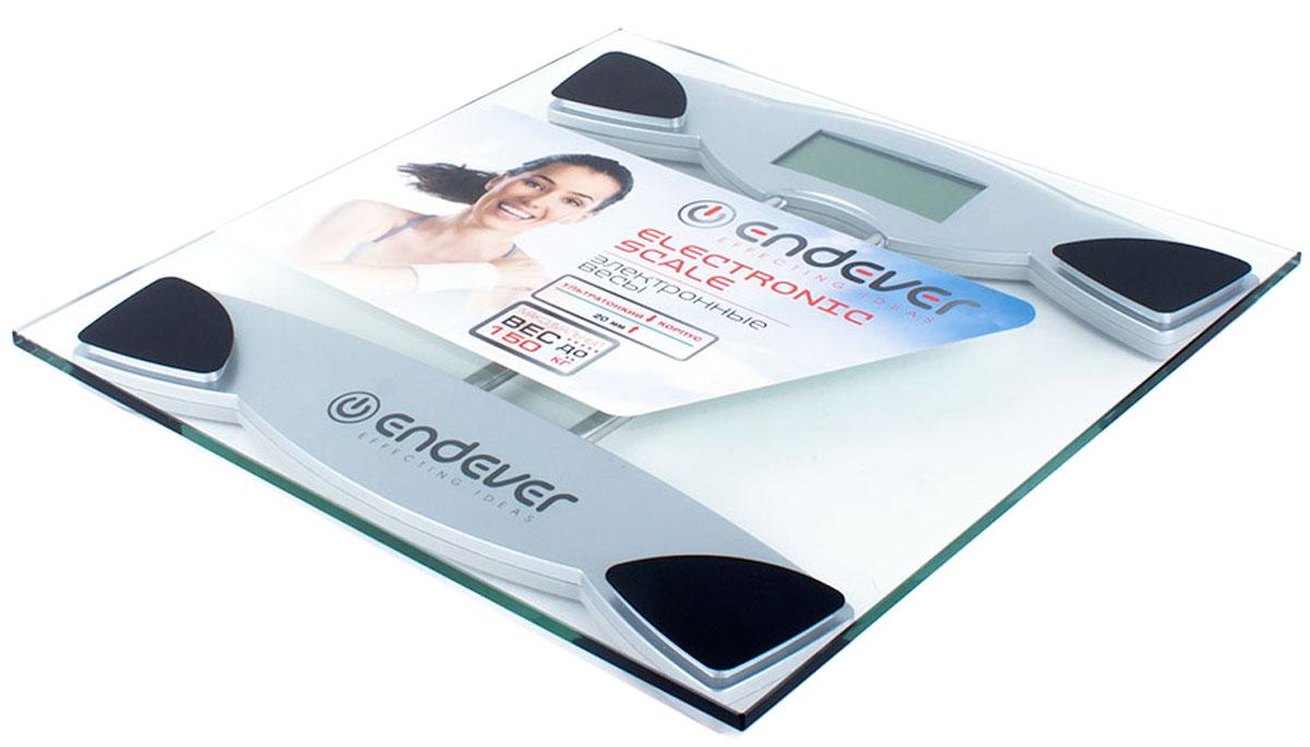 Endever 545-FS весы напольныеFS-545Электронные весы Endever 545-FS – это высококачественный прибор, в котором применены новейшие технологии в области использования безопасных для здоровья материалов и компонентов.Напольные электронные весы Endever 545-FS – неотъемлемый атрибут здорового образа жизни. Они необходимы тем, кто следит за своим здоровьем, весом, ведет активный образ жизни, занимается спортом и фитнесом. Очень удобны для будущих мам, постоянно контролирующих прибавку в весе, также рекомендуются родителям, внимательно следящим за весом своих детей.Включение одним нажатиемLCD-дисплей с подсветкойЭлектронная система балансировкиВысокоточные сенсорные датчикиИндикатор низкого заряда батареи Индикатор перегрузки