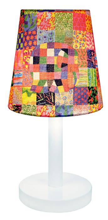 Trousselier Лампа ночник Elmer4764W 12VЛампа-ночник Trousselier Elmer добавит красок в интерьер детской комнаты, а также непременно понравится детям. Мягкое свечение лампы создаст атмосферу уюта, поможет малышу настроиться на крепкий сон, а слушать сказки в приглушенном сиянии лампы будет еще интереснее.Светильник имеет безопасный шнур с удобным выключателем.