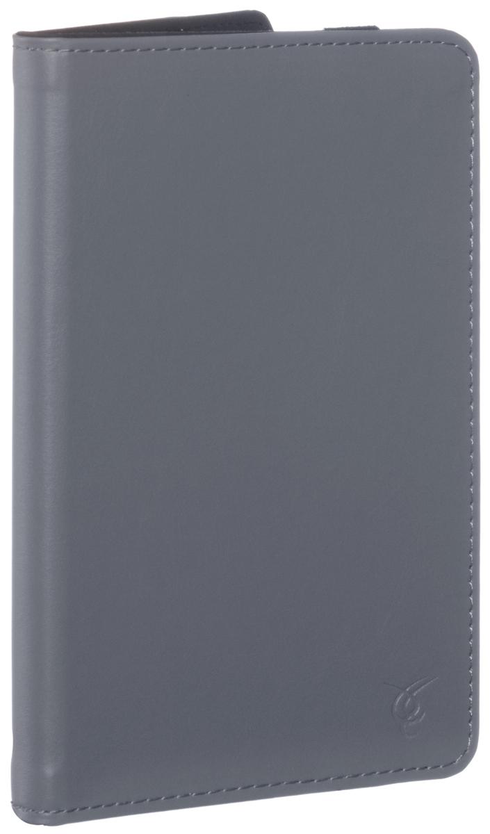 Vivacase Mini, Grey универсальный чехол для планшетов 7 аккумуляторы для ноутбуков и планшетов