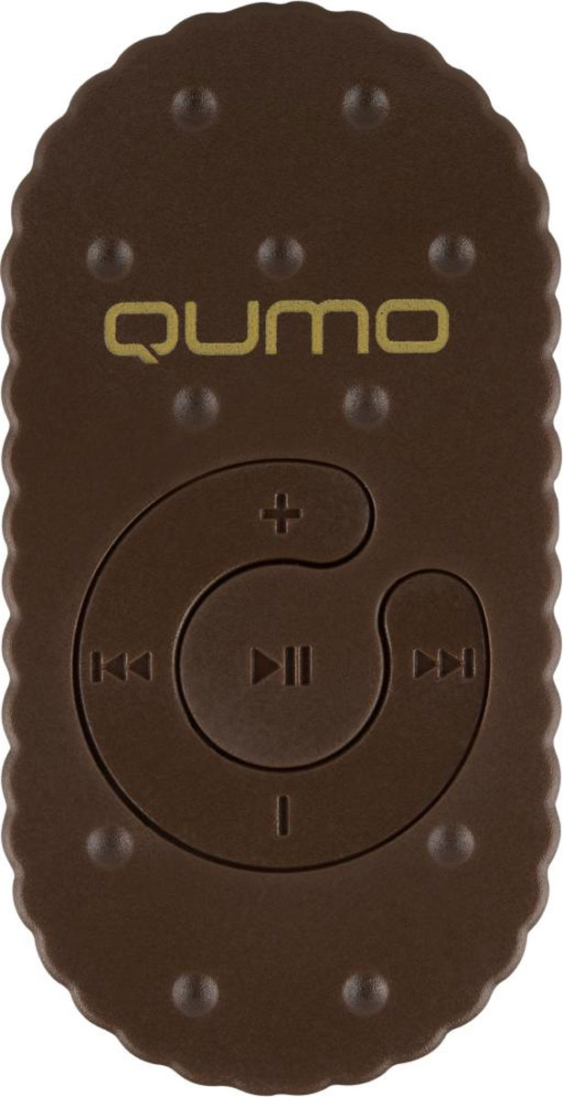 Qumo Biscuit, Chocolate MP3-плеер