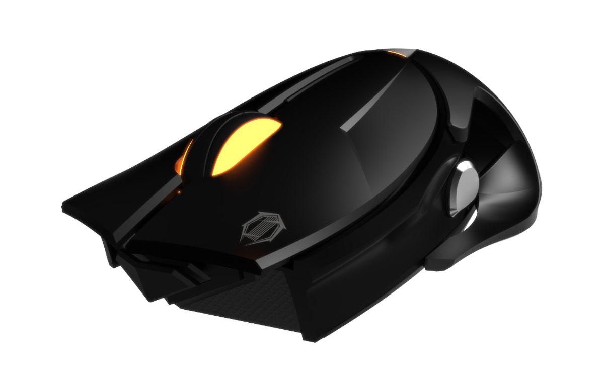 Gamdias Apollo Extension Optical, Black игровая мышьGM-GMS5101Игровая мышь Gamdias Apollo Extension Optical имеет мощный сенсор, эргономичную форму и качественное покрытие, поэтому станет верным союзником на поле битвы.Оптический сенсор с разрешением 3200 dpi, которое можно менять на лету, гарантирует безошибочное позиционирование мыши.5 программируемых клавиш используются для назначения макрокоманд, профилей, клавишных сочетаний, управления мультимедийными функциями и функциями Windows. Настройка подсветки осуществляется в зависимости от предпочтений пользователя и освещенности помещения. Эргономичная конструкция со съемной панелью оптимальна для любого типа хвата, а симметричный корпус подойдет как правшам, так и левшам. Настраиваемая пользователем частота опроса составляет 125/250/500/1000 Гц. Жизненный цикл мыши - минимум 10 000 000 кликов при интенсивном использовании.
