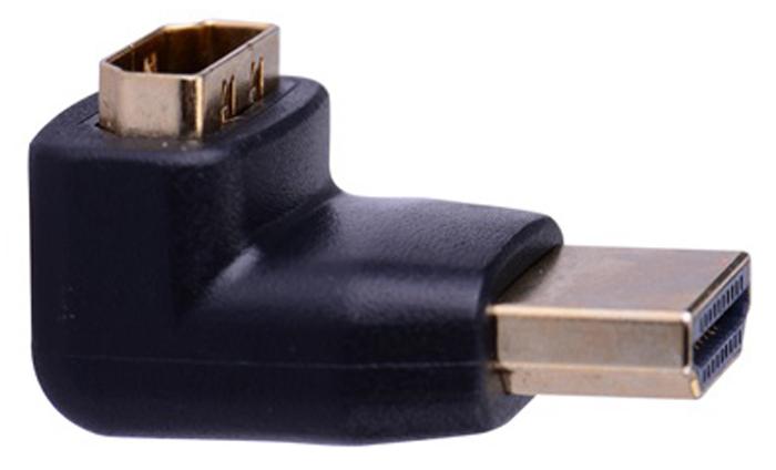 Vention H380HDFA переходник HDMI (угол 90°)H380HDFAПереходник Vention H380HDFA предназначен для преобразования разъема HDMI 19M в разъем HDMI 19F. Он имеет пропускную способность до 10,2 Гб/сек. Продукция компании Vention соответствует следующим сертификатам: RoHS, CE, FCC, TIA, ISO.Поддержка: HDMI v1.4Тип оболочки: ПВХМатериал проводника: чистая бескислородная медь