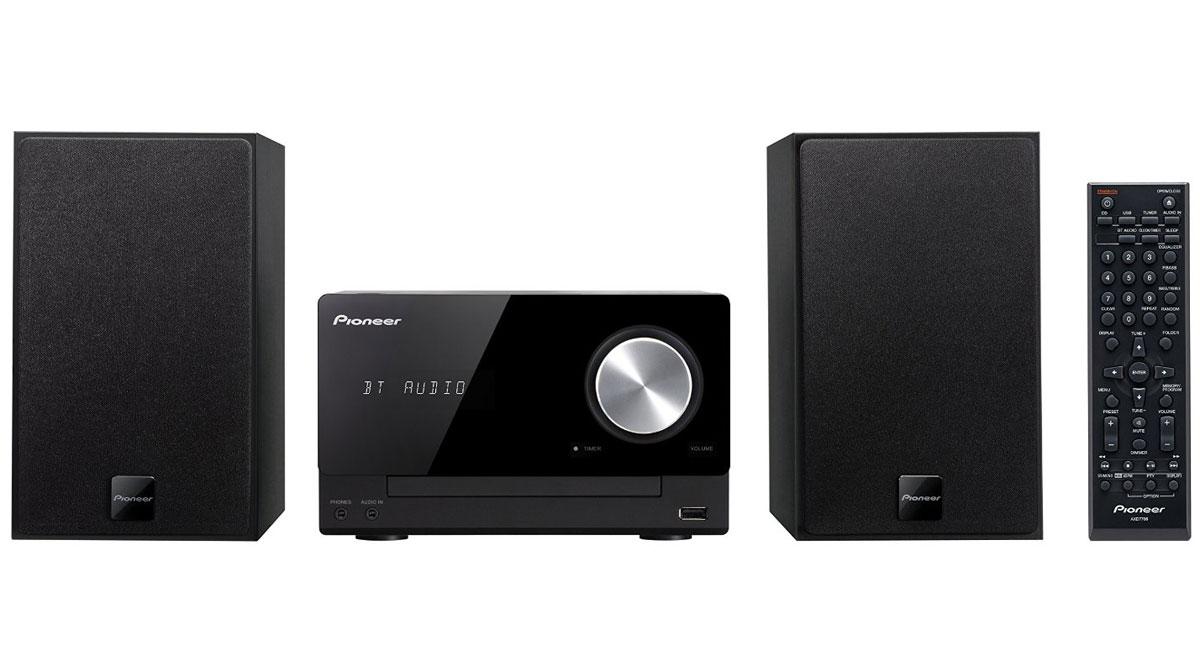 Pioneer X-CM35-K микросистема - Музыкальные центры