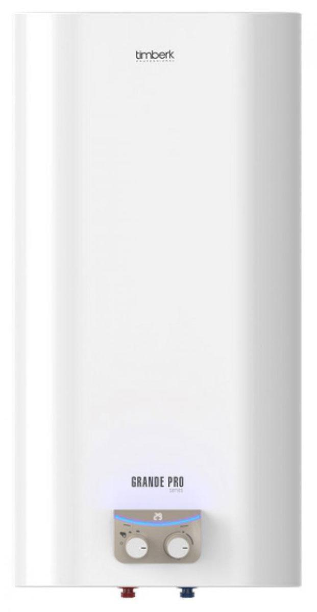Timberk SWH FSQ1 50 V накопительный водонагреватель, 50 лSWH FSQ1 50 VНакопительный водонагреватель с плоским корпусом Timberk SWH FSQ1 50 V без швов на фронтальной поверхности – одна из новейших разработок компании Timberk. Белоснежный корпус, панель управления в пастельных тонах, двухуровневая световая индикация нагрева, скрытый Led дисплей выгодно отличают эту модель от подобных.Система экономии электроэнергии – возможность выбора степени нагрева из 3 ступени мощности. Режим комфорт обеспечивает оптимальный режим работы водонагревателя и комфортную температуру горячей воды. Индикатор уровня нагрева необычной формы позволит вам следить за температурой воды.Жесткий стальной корпус обеспечивает идеальный внешний вид в течение всего срока эксплуатации, сам накопительный резервуар изготовлен из нержавеющей стали. Нагревательный элемент для данной серии изготавливается из меди и имеет дополнительное защитное покрытие. Использование высокоэффективной теплоизоляции и качественное заполнение без пустот делает теплопотери минимальными. Для дополнительной защиты от коррозии предусмотрен магниевый анод.