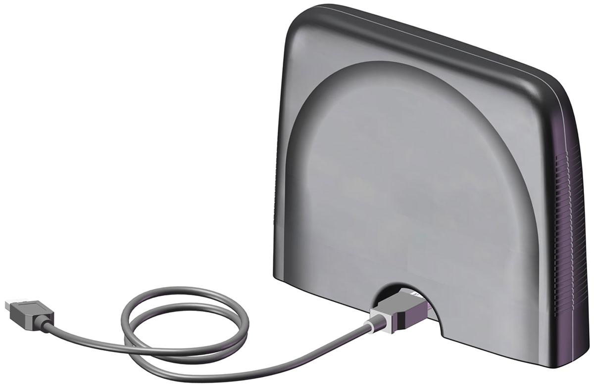 Дельта Online антенна усиления интернет-сигнала4607063972501Комнатная антенна Дельта Online предназначена для работы с беспроводными модемами в сетях 2G, 3G, 4G стандартов связи GPRS, EDGE, UMTS, HSDPA, HSUPA, WCDMA, WiFi, WiMax, HSPA+, LTE для повышения уровня сигналов и увеличения скорости передачи данных в условиях неустойчивого доступа в Интернет.