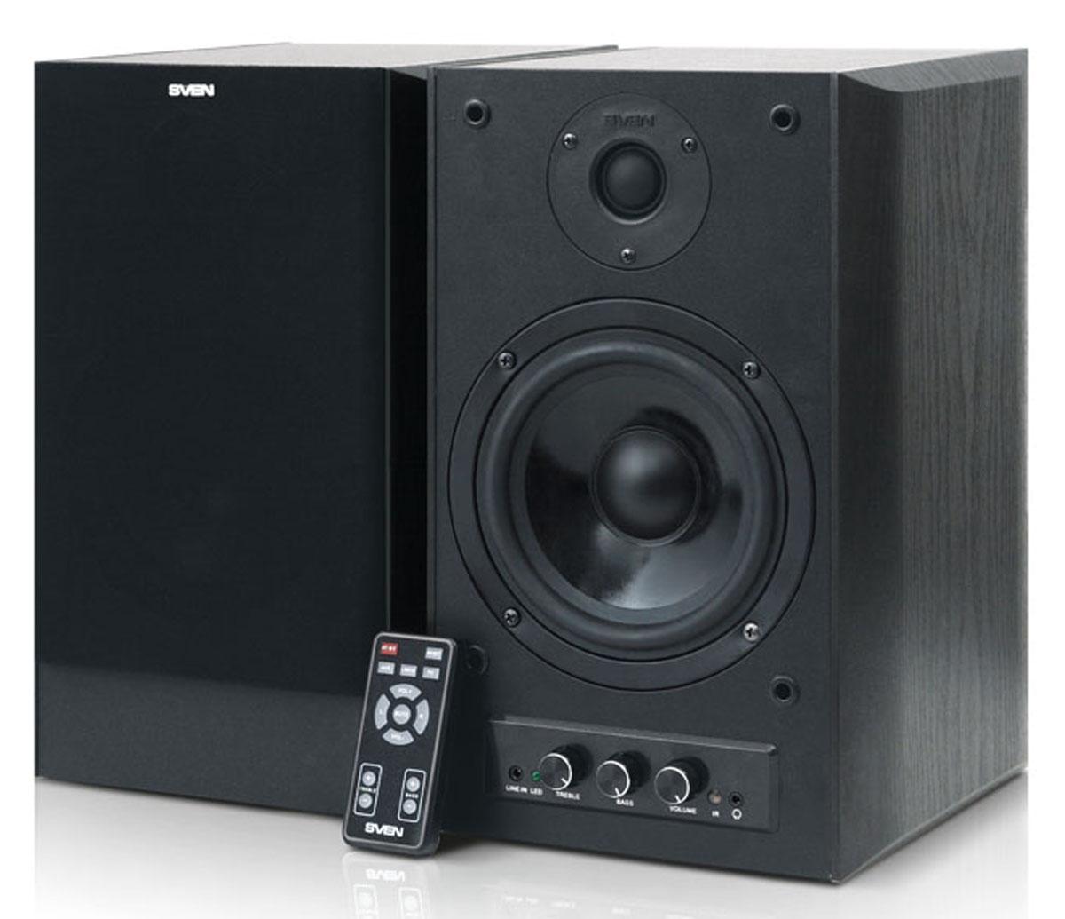 Sven Stream Mega R, Black акустическая система 2.0