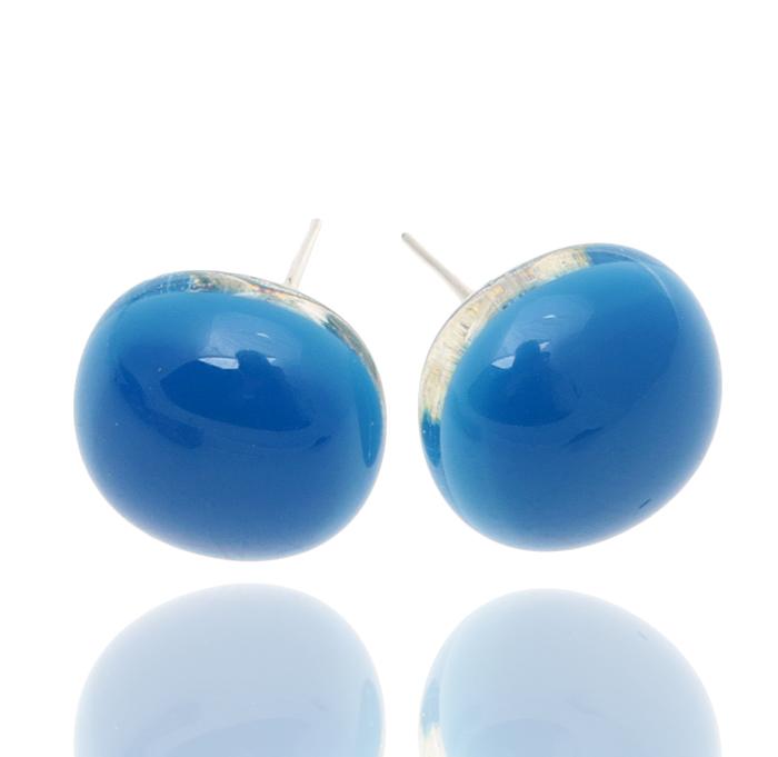 Серьги-пусеты Небесные. Муранское стекло, бижутерный сплав серебряного тона, ручная работа. Murano, Италия (Венеция)Пуссеты (гвоздики)Серьги-пусеты Небесные.Муранское стекло, бижутерный сплав серебряного тона, ручная работа.Murano, Италия (Венеция).Размер - 1 х 1 см.Каждое изделие из муранского стекла уникально и может незначительно отличаться от того,что вы видите на фотографии.