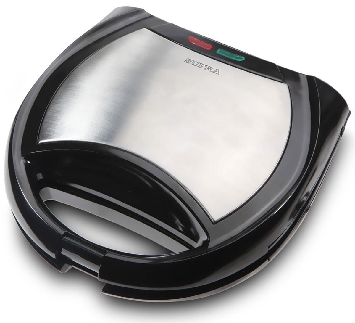 supra сендвичница tts 300 черный 750вт Supra WIS-444 вафельница