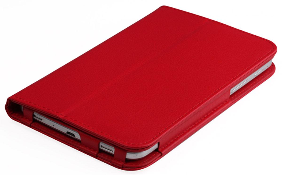IT Baggage чехол для Lenovo IdeaTab 2 A7-20, Red аксессуар чехол lenovo ideatab s6000 g case executive white