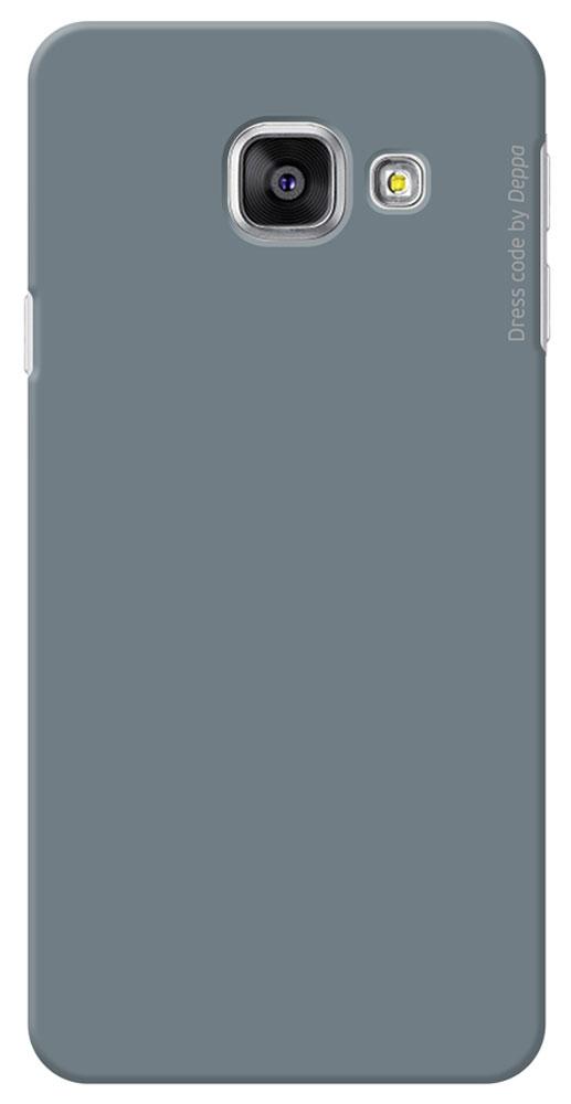 Deppa Air Case чехол для Samsung Galaxy A3(2016), Gray83227Чехол Deppa Air Case для Samsung Galaxy A3(2016) предназначен для защиты корпуса смартфона от механических повреждений и царапин в процессе эксплуатации. Имеется свободный доступ ко всем разъемам и кнопкам устройства. Чехол изготовлен из поликарбоната Teijin производства Японии с покрытием Soft touch.