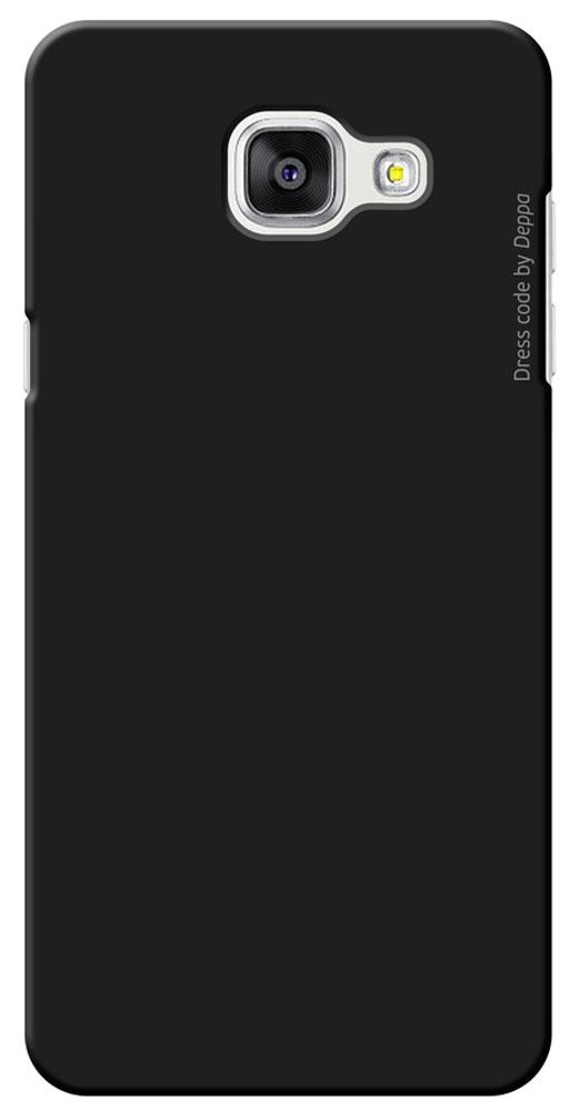 все цены на  Deppa Air Case чехол для Samsung Galaxy A5(2016), Black  онлайн