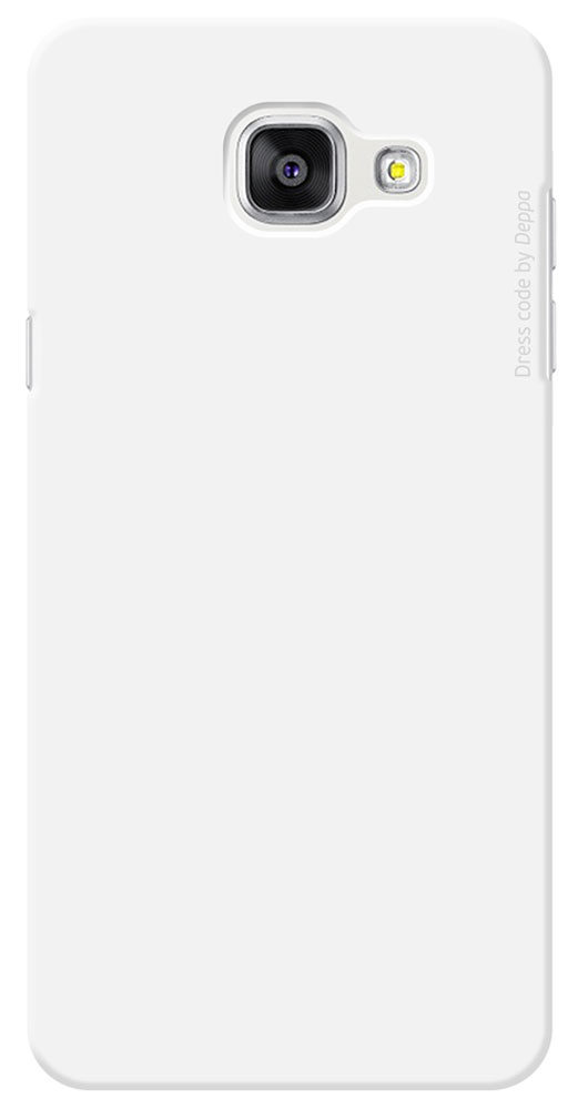 все цены на Deppa Air Case чехол для Samsung Galaxy A5(2016), White онлайн