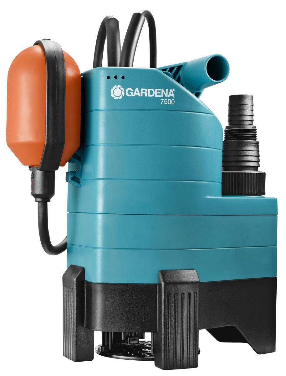 Насос дренажный Gardena 750001795-20.000.00Универсальная модель для перекачивания и выкачивания грязной воды с диаметром частиц от 5 до 38 мм. Для удобства управления предусмотрен регулируемый поплавковый выключатель, который автоматически включает и выключает насос в зависимости от уровня воды. Уровни включения и выключения с помощью поплавкового выключателя регулируются путем изменения положения кабеля в фиксаторе. Простое переключение на режим постоянного ручного управления. Просто подключите поплавковый выключатель к соответствующему устройству насоса. Износостойкое рабочее колесо и прочный корпус гарантируют длительный срок службы и бесперебойную эксплуатацию. Наличие универсального соединителя позволяет использовать шланги диаметром от 13 мм (1/2 дюйма) до 50 мм (2 дюйма). Максимальная производительность по нагнетанию: 7500 л/ч.Максимальное давление: 0,6 Бар. Тип силового кабеля: H05 RNF.