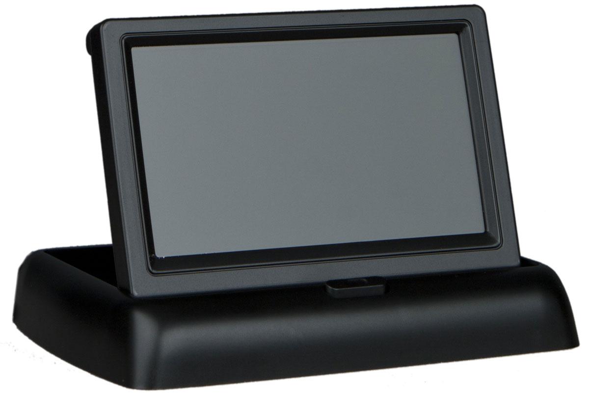AutoExpert DV 200, Black автомобильный монитор2012506253338Универсальный складной монитор AutoExpert DV 200 предназначен для отображения информации с камеры заднего вида или другого источника видеосигнала. Имеет 2 видеовхода с автоматическим включением монитора при появлении видеосигналаТип экрана: TFT LCDПоддержка PAL-AUTO/NTSCЯркость: 250 кд/м2Контраст: 350:1