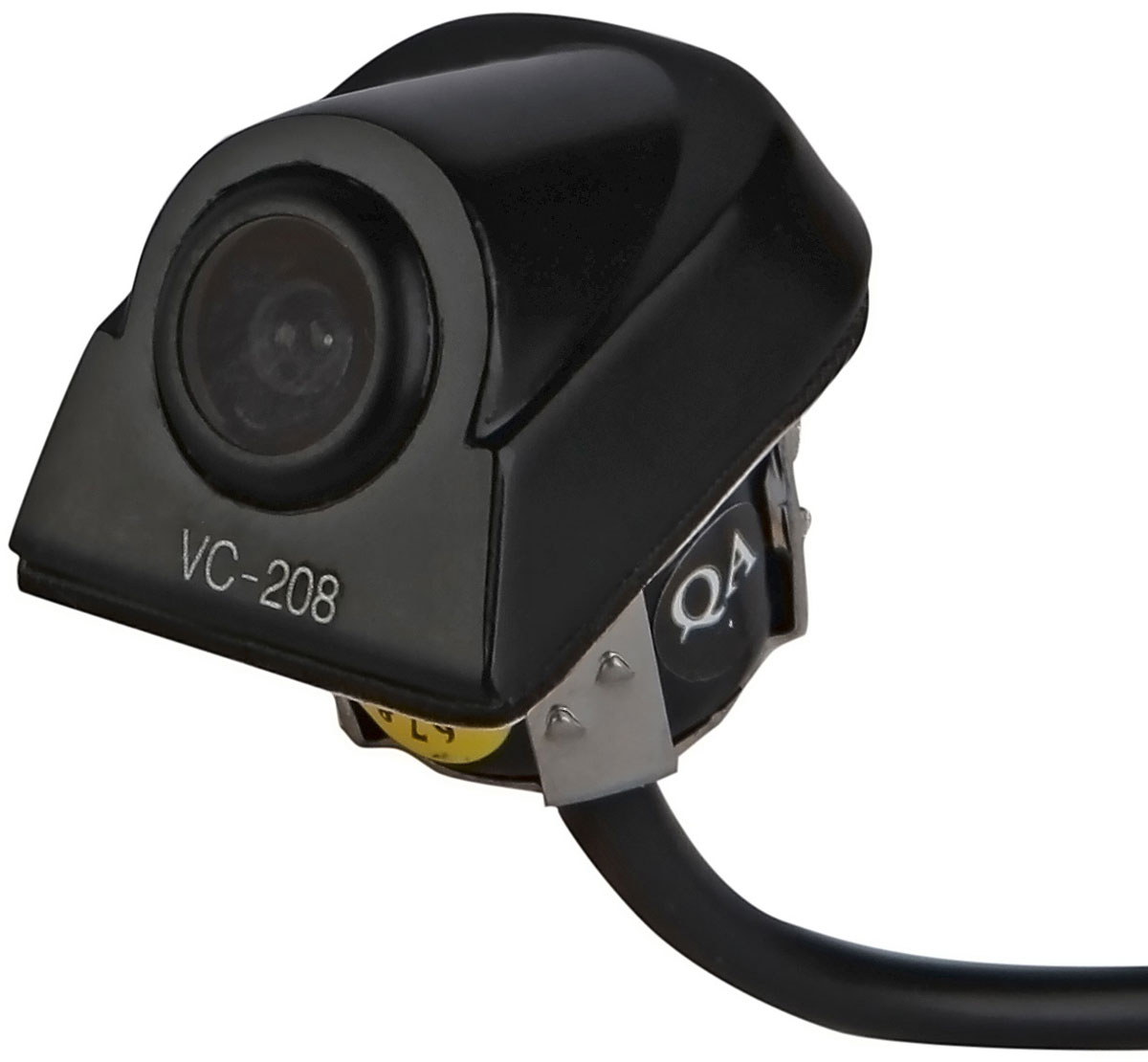 AutoExpert VC 208, Black автомобильная камера заднего вида2012506252089Современный ритм жизни диктует свои правила, и все больше людей обзаводятся автомобилями. Это приводит к тому, что машин в городах становится все больше, а из-за обилия машин многие люди испытывают трудности с парковкой.Камера заднего вида AutoExpert VC 208 позволяет уверенно чувствовать себя водителям, совершающим маневры при движении задним ходом. Это устройство экономит время при парковке, а главное нервы, особенно начинающим автомобилистам. С камерой заднего вида AutoExpert VC 208 не стоит бояться наехать на бордюр или столкнуться с другим автотранспортом.Камера заднего вида AutoExpert VC 208 - идеальное решение для практичных автолюбителей.Количество пикселей: 648 х 488Разрешение: 420 линийУгол обзора: 170 градусовСигнал/шум: > 45 дБВидеовыход: 1 В, 75 ОмРабочая температура: -20 / +70°СУровень защиты: IP66 (полная защита от пыли и воды)Парковочные линии (отключаемые)Изображение с камеры зеркальное (заднего вида)Возможна установка в качестве камеры переднего обзора (отключение зеркального изображения)