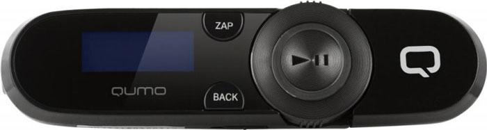 Qumo Magnitola 4Gb, Black MP3-плеер20432Максимально удобный MP3-плеер Qumo Magnitola с клипсой крепления, встроенным разъемом USB и функцией FM-радио. Оснащен небольшим экраном для просмотра параметров воспроизведения и навигации в меню.