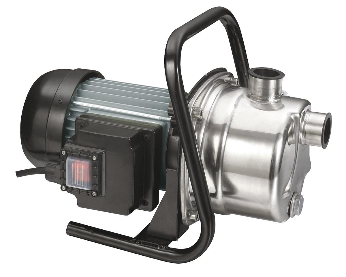 Насос поверхностный Ставр НП-1100 (1100 Вт)ст1100нпНапряжение сети, В: 220Частота Гц: 50 Потребляемая мощность, Вт: 1100 Максимальная производительность, л/мин: 53,3 Напор, м: 42 Максимальное давление, атм: 4,2 Максимальная глубина всасывания, м: 8 Максимальная температура воды, °С: 40 Диаметр входного патрубка, дюйм(мм): 1(25) Диаметр выходного патрубка, дюйм(мм): 1(25) Класс защиты: IPX4 Материал корпуса: металл Длина сетевого кабеля, м: 1,2 Масса, кг: 7,1 Скачать руководствопо эксплуатации в формате PDFсущественно увеличивает срок службы насосаобеспечивает легкую транспортировку насосамощный двигатель способен поднять воду с глубины до восьми метров надежно защищает насос от механических повреждений