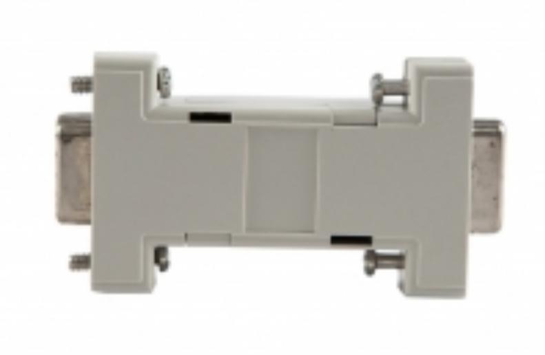Greenconnect GC-VMFA, White адаптер-переходник VGA-VGA