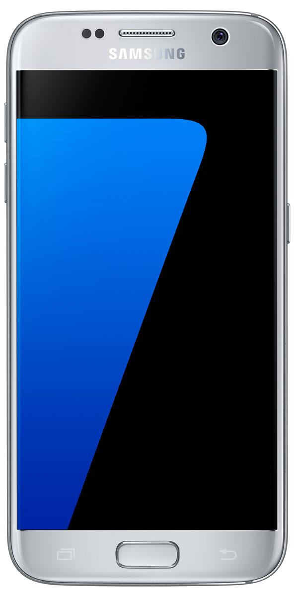 Samsung SM-G930F Galaxy S7 (32GB), SilverSM-G930FZSUSERSamsung Galaxy S7 - это уже не просто телефон + КПК, это настоящий чудо-проводник в мире современных цифровых технологий, который умещается у вас в кармане. Данная модель - незаменимый помощник буквально на каждый день: начиная от банальных выходов в интернет и навигации, и заканчивая функциями персонального тренера и даже медицинского консультанта!Samsung Galaxy S7 с экраном 5,1 дюйма Quad HD Super AMOLED обладает защищенным 3D-стеклом Corning Gorilla Glass 4, создающим эффект погружения в контент, стильным дизайном и прочной конструкцией с эргономичными изгибами для удобного захвата. Новая функция Always-On Display (Всегда активный экран) предоставляет пользователям уникальную возможность упрощенного, бесконтактного использования устройства в любой ситуации. Теперь можно проверить время и календарь, не прикасаясь к экрану.Наряду с изысканным дизайном, Galaxy S7 имеет повышенную функциональность благодаря защите от пыли и воды по стандарту IP68, при чем без каких-либо дополнительных заглушек или приспособлений.Смартфон Samsung Galaxy S7 оснащен камерой, которая позволяет делать снимки практически в полной темноте. Благодаря технологии двойного пикселя (Dual pixel), более яркой цветопередаче, широкой диафрагме объектива (F1.7) и увеличенному размеру пикселей, камера имеет точную и быструю автофокусировку даже в условиях низкой освещенности. Новый режим съемки Motion Panorama («Панорама движения») оживляет традиционные панорамные фотографии, полностью погружая пользователя в происходящее на экране. Стоит отметить, что в отличие от своих предшественников у смартфона Galaxy S7 камера практически не выступает.Команда разработчиков Samsung произвела заметные усовершенствования программного и аппаратного обеспечения Galaxy S7 для улучшения игрового интерфейса. Мощный 8-ядерный процессор и емкий аккумулятор гарантируют более продолжительное время автономной работы, а внутренняя система охлаждения предохраняет устройств