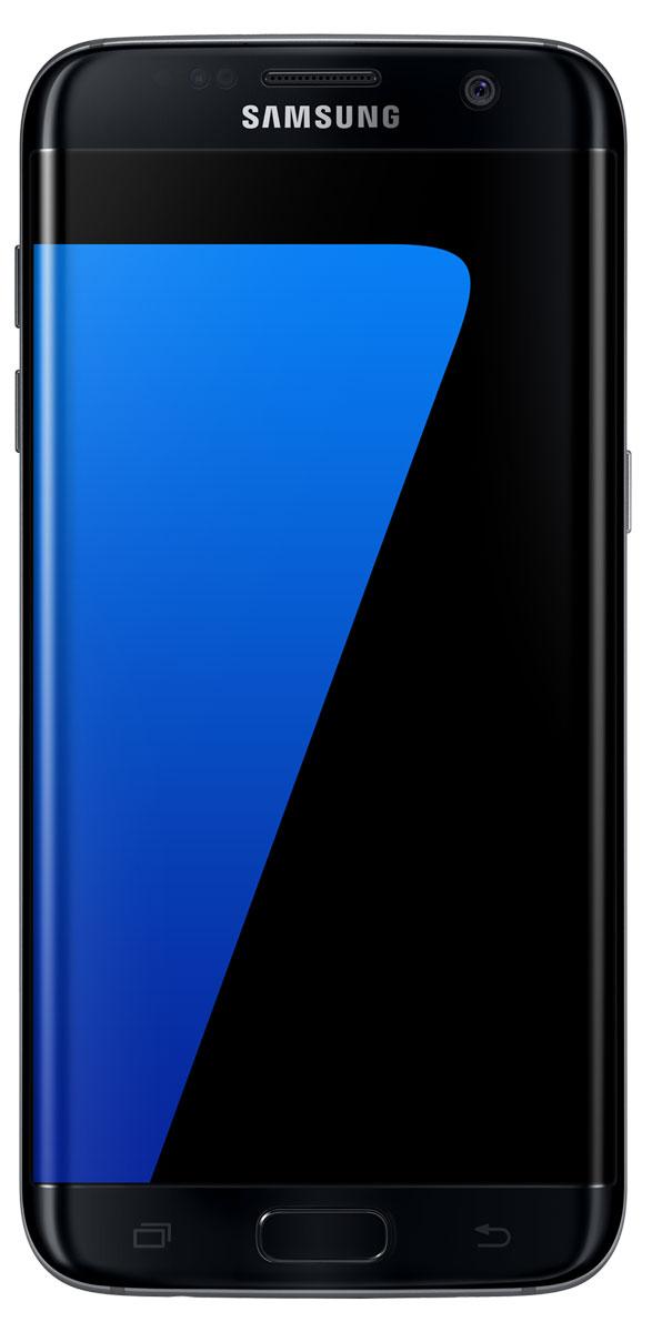 Samsung SM-G935F Galaxy S7 Edge (32GB), BlackSM-G935FZKUSERSamsung Galaxy S7 edge - это уже не просто телефон + КПК, это настоящий чудо-проводник в мире современных цифровых технологий, который умещается у вас в кармане. Данная модель - незаменимый помощник буквально на каждый день: начиная от простого подключения к Интернету и навигации и заканчивая функциями персонального тренера и даже медицинского консультанта! Смартфон Samsung Galaxy S7 edge с изогнутым с обеих сторон экраном 5,5 дюйма Quad HD Super AMOLED обладает защищенным 3D-стеклом Corning Gorilla Glass 4, создающим эффект погружения, стильным дизайном и прочной конструкцией с эргономичными изгибами для удобного захвата. Новая функция Always-On Display (всегда активный экран) предоставляет пользователям уникальную возможность упрощенного, бесконтактного использования устройства в любой ситуации. Теперь можно проверить время и календарь, не прикасаясь к экрану. Наряду с изысканным дизайном, Galaxy S7 edge имеет повышенную функциональность благодаря защите от пыли и воды по стандарту IP68 без каких-либо дополнительных заглушек или приспособлений. Усовершенствованный пользовательский интерфейс модели Galaxy S7 edge (Edge UX) повышает удобство и эффективность использования смартфона за счет упрощенного создания иконок для быстрого запуска любимых приложений, таких как электронная почта, съемка автопортрета, панорамный режим камеры или сторонние программы. Смартфон Samsung Galaxy S7 edge оснащен камерой, которая позволяет делать снимки практически в полной темноте. Благодаря технологии двойного пикселя (Dual pixel), более яркой цветопередаче, высокой светосиле объектива (F1.7) и увеличенному размеру пикселей, камера имеет точную и быструю автофокусировку даже в условиях низкой освещенности. Новый режим съемки Motion Panorama («Панорама движения») оживляет традиционные панорамные фотографии, полностью погружая пользователя в происходящее на экране. Стоит отметить, что в отличие от своих предшественников у смартф
