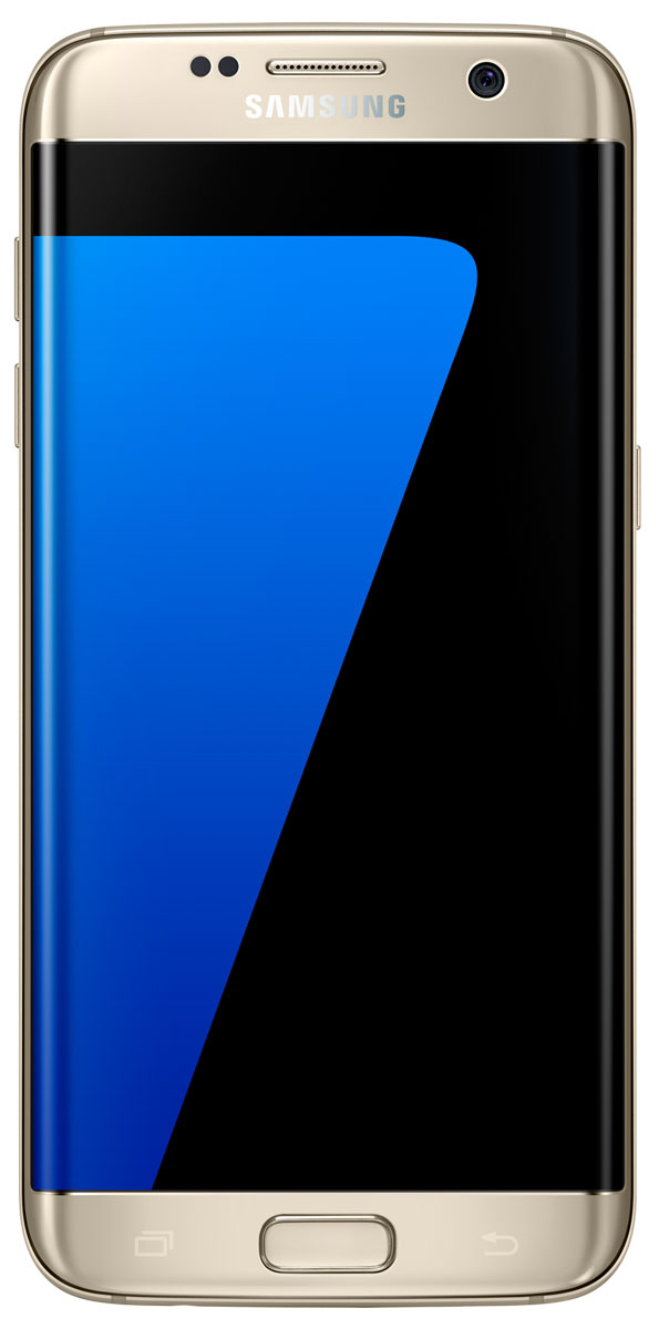 Samsung SM-G935F Galaxy S7 Edge (32GB), Gold