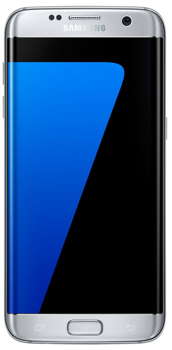 Samsung SM-G935F Galaxy S7 Edge (32GB), SilverSM-G935FZSUSERSamsung Galaxy S7 edge - это уже не просто телефон + КПК, это настоящий чудо-проводник в мире современных цифровых технологий, который умещается у вас в кармане. Данная модель - незаменимый помощник буквально на каждый день: начиная от банальных выходов в интернет и навигации, и заканчивая функциями персонального тренера и даже медицинского консультанта!Смартфон Samsung Galaxy S7 edge с изогнутым с обеих сторон экраном 5,5 дюйма Quad HD Super AMOLED обладает защищенным 3D-стеклом Corning Gorilla Glass 4, создающим эффект погружения в контент, стильным дизайном и прочной конструкцией с эргономичными изгибами для удобного захвата. Новая функция Always-On Display (Всегда активный экран) предоставляет пользователям уникальную возможность упрощенного, бесконтактного использования устройства в любой ситуации. Теперь можно проверить время и календарь, не прикасаясь к экрану.Наряду с изысканным дизайном, Galaxy S7 edge имеет повышенную функциональность благодаря защите от пыли и воды по стандарту IP68, при чем без каких-либо дополнительных заглушек или приспособлений. Усовершенствованный пользовательский интерфейс модели Galaxy S7 edge - Edge UX - повышает удобство и эффективность использования смартфона за счет упрощенного создания иконок для быстрого запуска любимых приложений, таких как электронная почта, съемка автопортрета, панорамный режим камеры или сторонние программы.Смартфон Samsung Galaxy S7 edge оснащен камерой, которая позволяет делать снимки практически в полной темноте. Благодаря технологии двойного пикселя (Dual pixel), более яркой цветопередаче, широкой диафрагме объектива (F1.7) и увеличенному размеру пикселей, камера имеет точную и быструю автофокусировку даже в условиях низкой освещенности. Новый режим съемки Motion Panorama («Панорама движения») оживляет традиционные панорамные фотографии, полностью погружая пользователя в происходящее на экране. Стоит отметить, что в отличие от своих предшеств