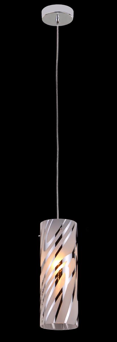 Светильник подвесной Natali Kovaltseva, 1 x E14, 60W. 10681/1P10681/1P CHROMEСветильник подвесной Natali Kovaltseva, выполненный в стиле модерн, станет украшением вашей комнаты и оригинально дополнит интерьер. Изделие крепится к потолку. Такой подвес универсален и отлично подойдет для освещения кабинета, столовой, кухни, спальни. Изделие снабжено основанием из металла с хромированным покрытием и стеклянным плафоном на тросе. В коллекциях Natali Kovaltseva представлены разные стили - от классики до хайтека. Дизайн и технологическая составляющая продукции разрабатывается в R&D центре компании, который находится в г. Дюссельдорф, Германия. При производстве продукции используются высококачественные и эксклюзивные материалы: хрусталь ASFOR, муранское стекло, перламутр, 24-каратное золото, бронза. Производство светильников соответствует стандарту системы менеджмента качества ISO 9001-2000. На всю продукцию ТМ Natali Kovaltseva распространяется гарантия.
