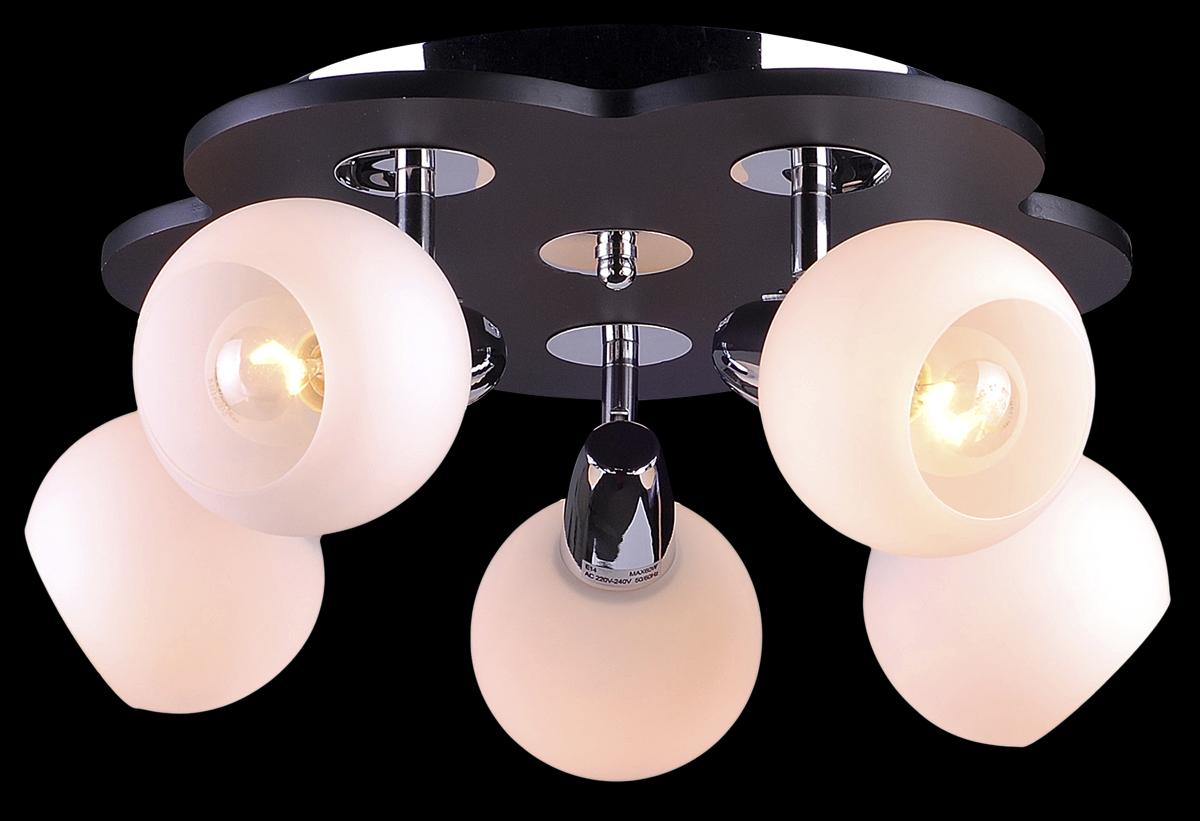 Светильник Natali Kovaltseva 10742/5C WENGE10742/5C WENGED42 x H14 cm